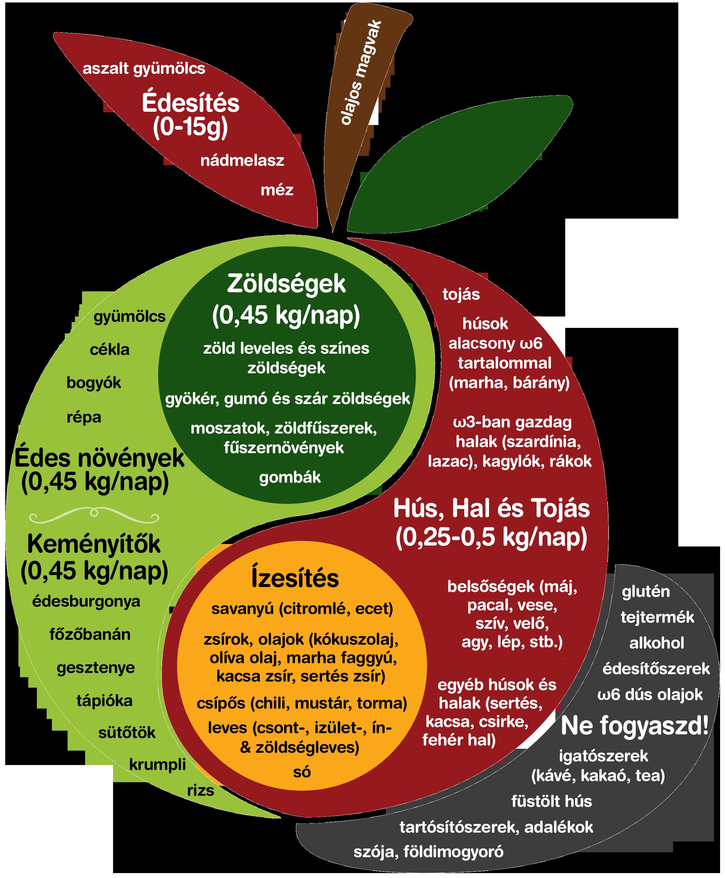 keto dieta receptek magyarul